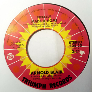 Arnold Blair super disco edits